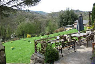 Peak District Bed & Breakfast  - Oakford Cottage - Whatstandwell, Matlock